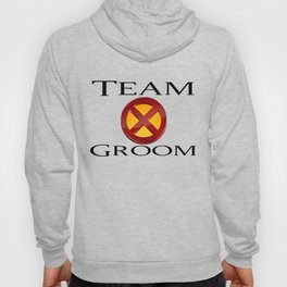 Team Groom X-Men Hoody