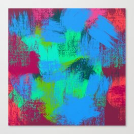 Hedge Canvas Print