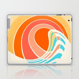 Sun Surf Laptop & iPad Skin