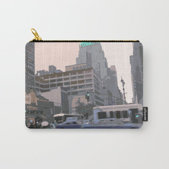 NY#6 The New Yorker, Manhattan Carry-All Pouch