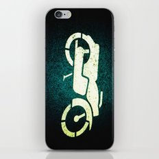 Scooter Parking iPhone & iPod Skin