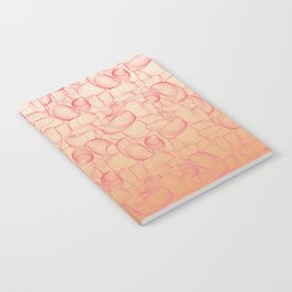 Coral Shells Notebook