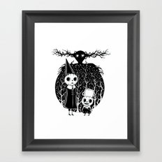 The Lost Brothers Framed Art Print