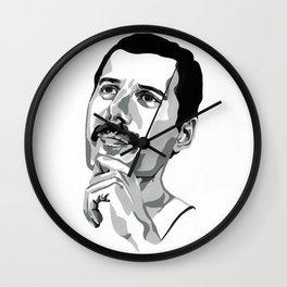 Star of Mercury Wall Clock