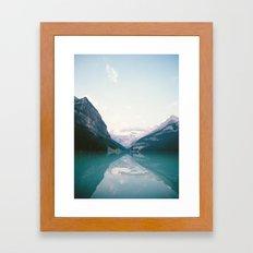 Lake Louise #society6 #nature Framed Art Print