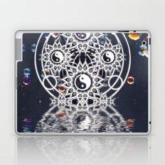 Yin Yang Symmetry Balance Reflection Laptop & iPad Skin
