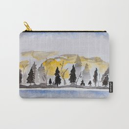 Chase Me Through The Forest Carry-All Pouch