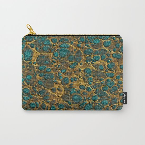 Golden Marble 02 Carry-All Pouch