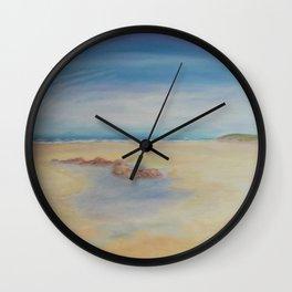 Harlyn Bay Wall Clock