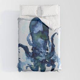 Oceanic Octo Duvet Cover