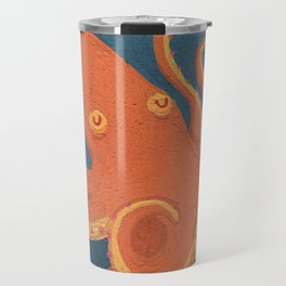 Water Octopus Travel Mug