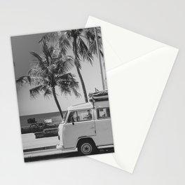 Surfing summer half 1 Stationery Cards