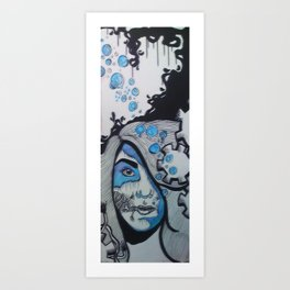 adaption 2 Art Print