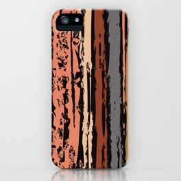 Raster 5 iPhone Case