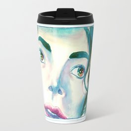 Color Eyes MJ Travel Mug