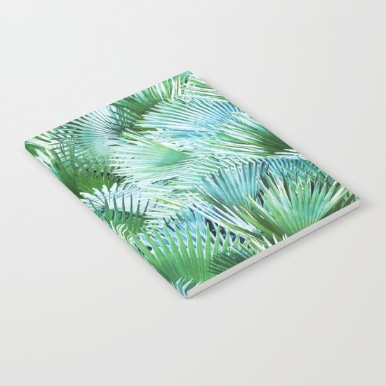 Palm Dreamer #society6 #decor #buyart Notebook