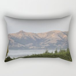 Sunrise Akaroa Hills Rectangular Pillow