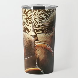 King and Prince ( Final fantasy XV ) Travel Mug