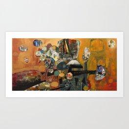 Gumball Golden Hour Art Print