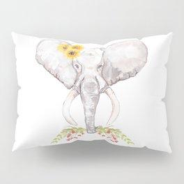 welcoming elephant Pillow Sham