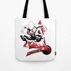 Mejor Fitness Man Tote Bag