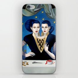 Daughters of Maternal Impression iPhone Skin