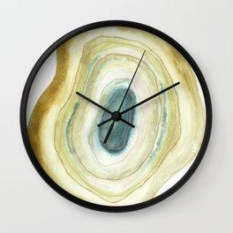 Agate inspiration 02 Wall Clock