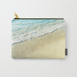 Step On the Beach Carry-All Pouch