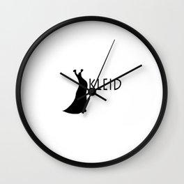 kleid Wall Clock