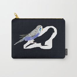 Shadow parakeet Carry-All Pouch