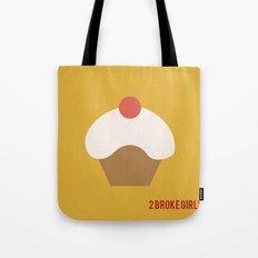 2 Broke Girls - Minimalist Tote Bag