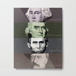 130 Years of History Metal Print
