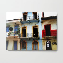 Bright and Bold Metal Print