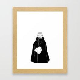 6 Paths of the 6 God Framed Art Print