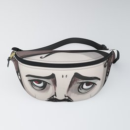 Poe & the Raven Fanny Pack