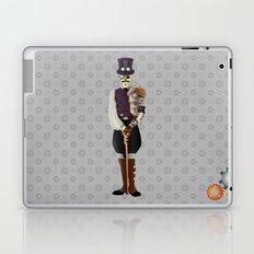 Steampunk Skeleton Laptop & iPad Skin