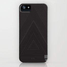Overhead Pyramid iPhone Case