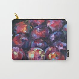 Sugar Plums Carry-All Pouch
