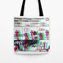 Analogue 001 Tote Bag