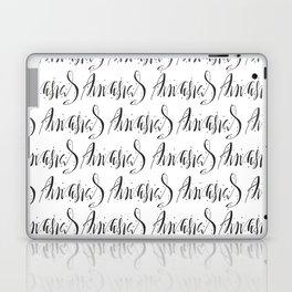 Calligraphic pattern Laptop & iPad Skin