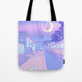 Kyoto Nights Tote Bag