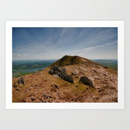 Old Man of Coniston Art Print