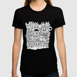 Huskies! T-shirt