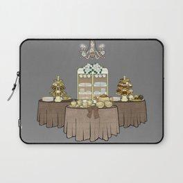 Tea Party Laptop Sleeve