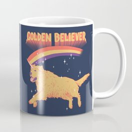 Golden Believer Coffee Mug