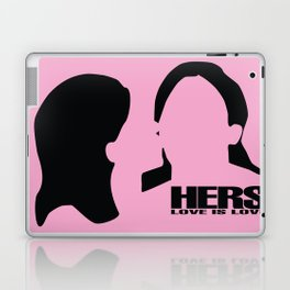 Hers Laptop & iPad Skin