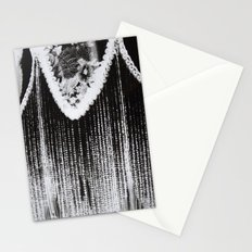 Lamp Negative Stationery Cards