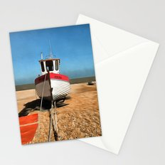 Dungeness Fishing Boat Stationery Cards