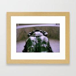 Jade  Framed Art Print