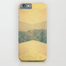 patterned hillside Slim Case iPhone 6s